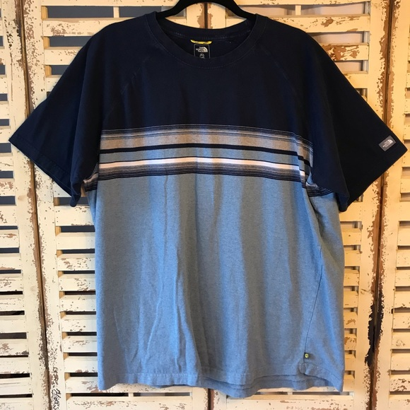 97148f3c1 The North Face Horizontal Striped Tee A5 Series